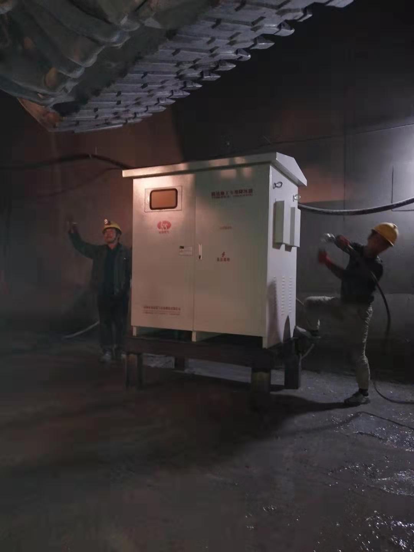 隧道施工升压器800KVA